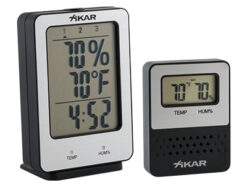 Xikar-PuroTemp-Wireless-Hygrometer
