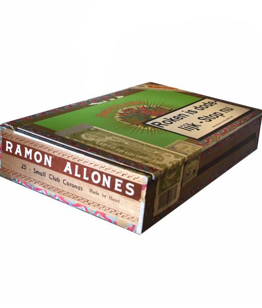 Small Club Coronas_25 box