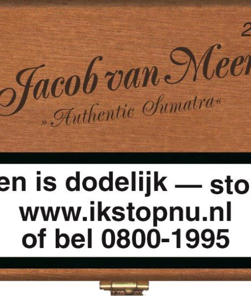 04007025162 – JVM Panatella 25 – TPD2 – NL