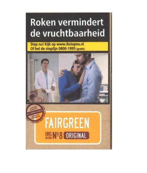 fairgreen no 8